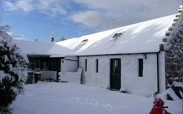 Eddrachillis Holiday Cottage